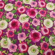 Clothworks Radiance 100% Cotton Quilting Craft Fabric
