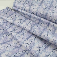 JOANN Forest Wooland Glitter Trees 100% Cotton Quilting Craft Fabric