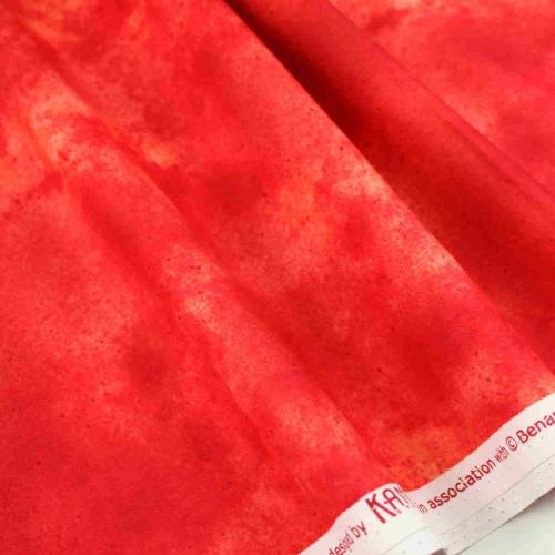 Kanvas New Hue Basics Red 100% Cotton Craft Quilting Fabric