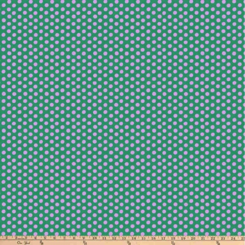 Kaffe Fassett Collective Spots Guava Quilting Cotton Craft Quilting Fabric