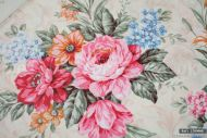 Floral Bunches 100% Cotton Fabric (per meter)