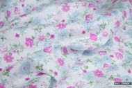 Floral 100% Cotton Fabric (per meter)