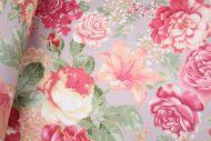 Vintage Roses 100% Cotton Fabric (per meter)