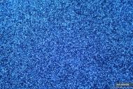 4 Sheets Fine Glitter Fabric Material size 23 x 25cm Dark Blue