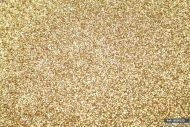 4 Sheets Fine Glitter Fabric Material size 23 x 25cm Medium Brown