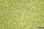 4 Sheets Fine Glitter Fabric Material size 23 x 25cm Light Green