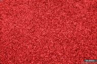 4 Sheets Fine Glitter Fabric Material size 23 x 25cm Red