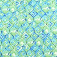 JOANN Green 100% Cotton Fabric Designer Fat Quarter