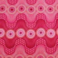 Benartex Pink 100% Cotton Fabric Fat Quarter