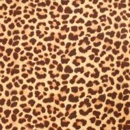 Studio E Brand Leopard Skin Print Cotton Quilting Fabric Fat Quarter