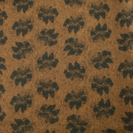 STUDIO E Brand Leopard Paw Print Cotton Quilting Fabric Fat Quarter