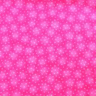 Blank Quilting 100% Cotton Fabric Pink Stars