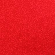 Blank Quilting 100% Cotton Fabric Red