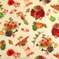 Studio E Brand Fall Festival Cotton Quilting Craft Fabric Fat Quarter