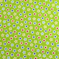 Henry Glass & Co Stars Cotton Quilting Craft Fabric Fat Quarter