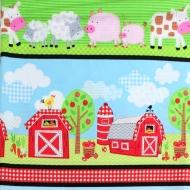 Henry Glass & Co Farm Cotton Quilting Craft Fabric Fat Quarter