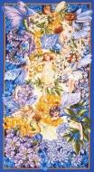 Michael Miller~Flower Fairies Dawn Till Dusk Panel 100% Cotton Craft Quilting Panel Fabric