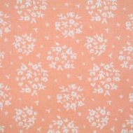 Clothwoeks~ Floral % Cotton Quilting Fabric