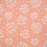 Clothwoeks~ Floral % Cotton Quilting Fabric