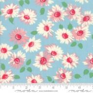 Moda ~Cheeky Sassy Blue Raspberry Urban Chiks 100% Cotton Craft Quilting Fabric