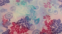 Smartscrubs Early Spring Diana B Art 100% Cotton Quilting Fabric