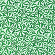Studio E~ Peppermint Reindeer Allover Peppermint 100% Cotton Quilting Fabric