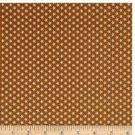Riley Blake~BEE BASICS LORI HOLT TINY DAISY CINNAMON 100% Cotton Craft Quilting Fabric