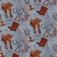 Studio E Fabrics Hold Your Horse Cotton Quilt Fabric 100% Cotton Quilting Fabric