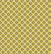 Exclusively Quilters~Let It Bee 100% Cotton Craft Quilting Fabric