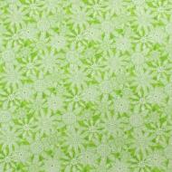 Blank Quilting~Mandala Tango Green 100% Cotton Craft Quilting Fabric