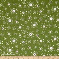 Moda Fabrics Eat Drink Be Ugly Cotton Clothing Quilting Fabric