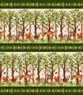 Studio E Enchanted Forest Cotton Quilting Fabric
