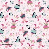 Studio E BoHo Blooms 100% Cotton Quilting Clothing Fabric