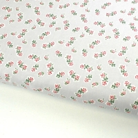 Floral 100% Cotton Quilting Backing Bunting Dress Craft Fabric