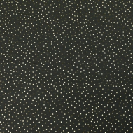 Timeless Treasures Gold Dots Patchwork Clothing Bunting Backing Cotton Fabric