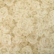 Rose By JOANN Craft Clothing Quilting Patchwork Backing 100% Cotton Fabric