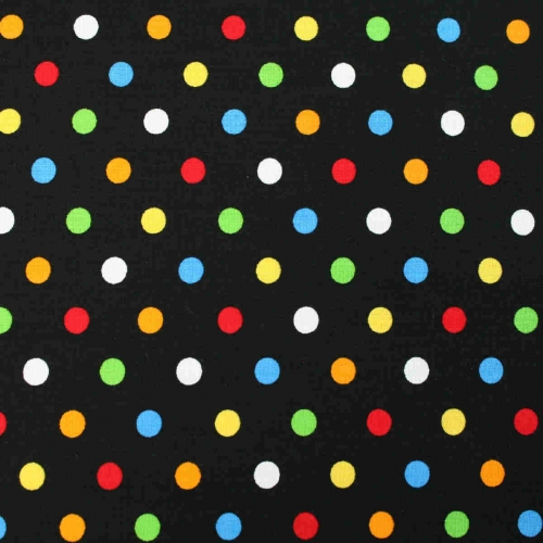 Dots By Robert Kaufman Craft Quilting Patchwork Backing 100% Cotton Fabric