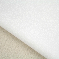 Moda Muslin Mates Tone-on-Tone Curly Qs Cotton Quilt Fabric 100% Cotton Quilting Fabric