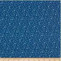 Michael Miller Feline Friends Shooting Stars 100% Cotton Craft Quilting Fabric