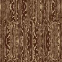 Westminster Aviary 2 Woodgrain Bark Brown 100% Cotton Craft Quilting Fabric