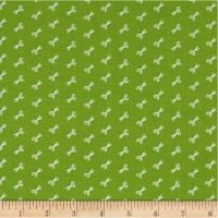 Riley Blake Bee Basics Scissor Green 100% Cotton Craft Quilting Fabric