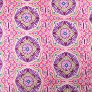 Benartex Contempo's Dreamy Pink 100% Cotton Craft Quilting Fabric