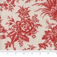 Moda Fabric Snowberry Toile Snow Berry Designer Cotton Quilting Craft Fabric