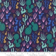 Moda Yucatan Cactus Designer Cotton Quilting Craft Fabric