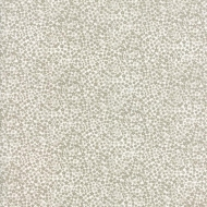 Moda Project Red - Taupe Flower Designer Cotton Quilting Craft Fabric