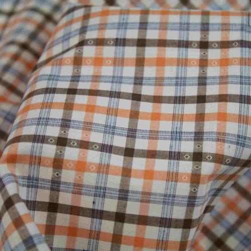 Tartan Check 100% Cotton Material High Quality Craft Light Weight Craft Fabric Bulk Buy