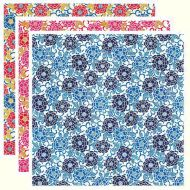 36 Japanese Origami Papers 15 x 15cm Pack of 3 Designs