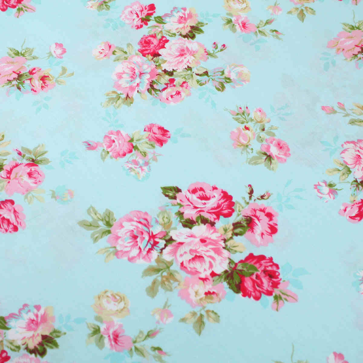 "63/"" Pink 100/% Cotton Printed Fabric,Per meter width 160 cm"